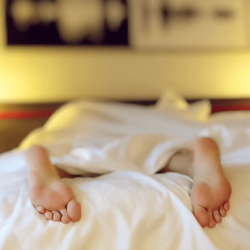Dobra telovadba = dober spanec