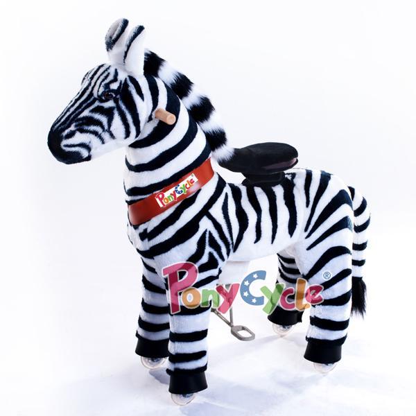 Poni konjiček Zebra